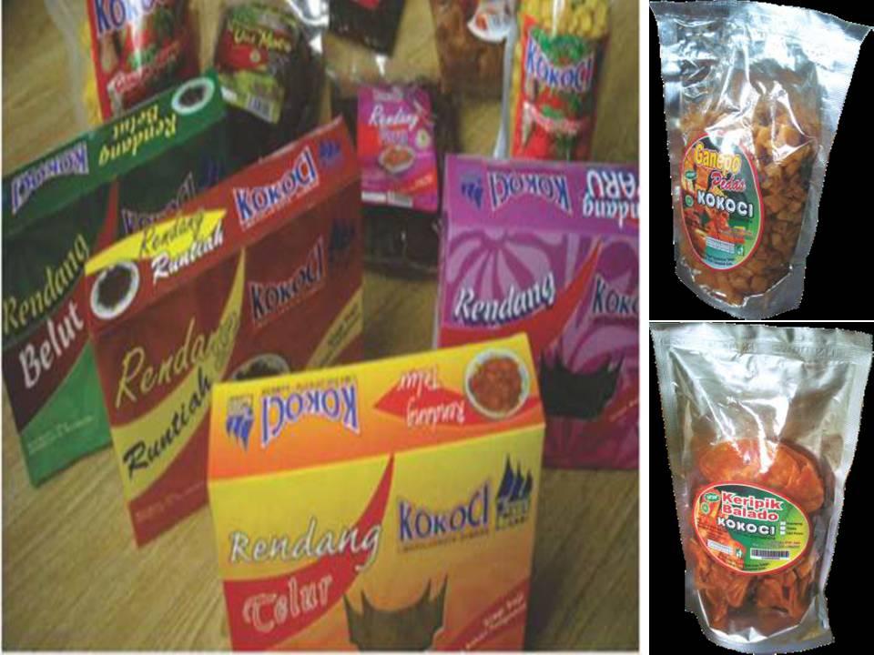 Kokoci IKM Makanan di undang ke Istana Negara