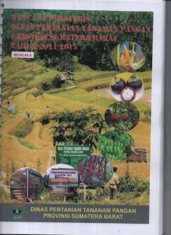 Rentra Dinas Pertanian