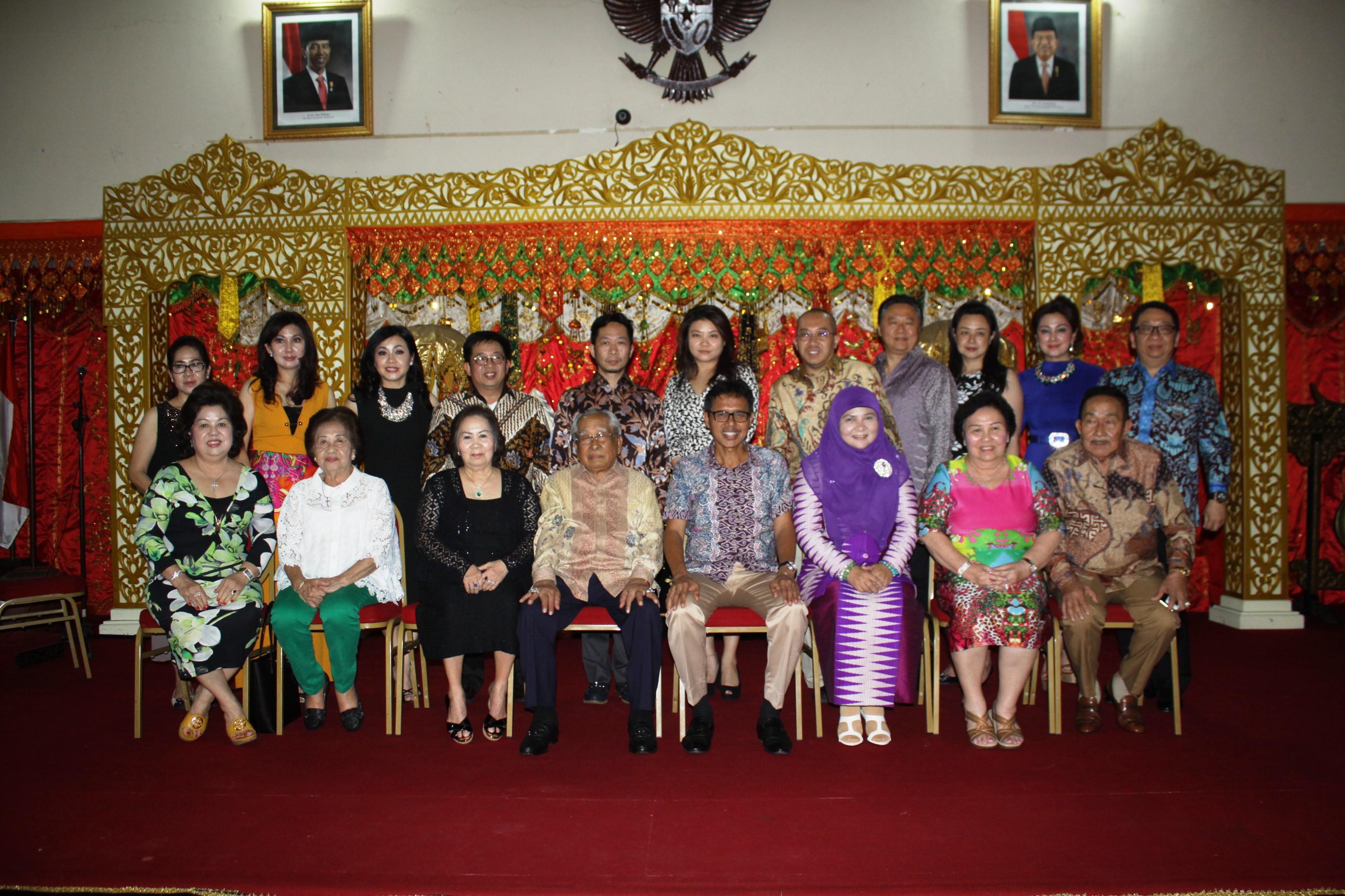 Gubernur Ramah Tamah dengan Masyarakat Tionghoa se Sumatera Barat
