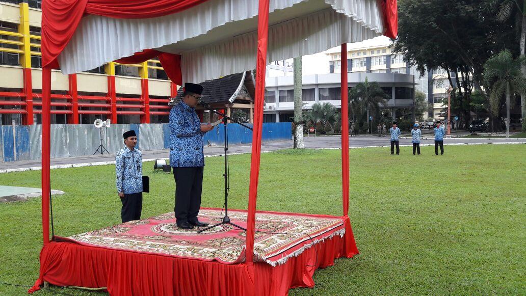 Upacara Peringatan Hari Koperasi Nasional ke-69