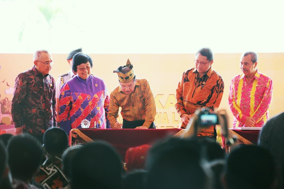 Sumatera Barat Borong Sejumlah Penghargaan Lingkungan