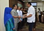 Tujuh Anggota DPRD Sumbar Berangkat Haji