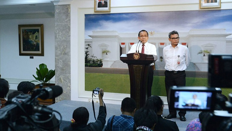 Presiden RI Tunjuk Luhut Binsar Pandjaitan Sebagai Plt. Menteri ESDM