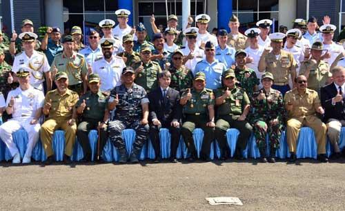 Pacific Partnership 2016 Resmi Digelar di Padang
