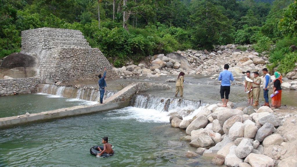 Checkdam Batang Timbalun
