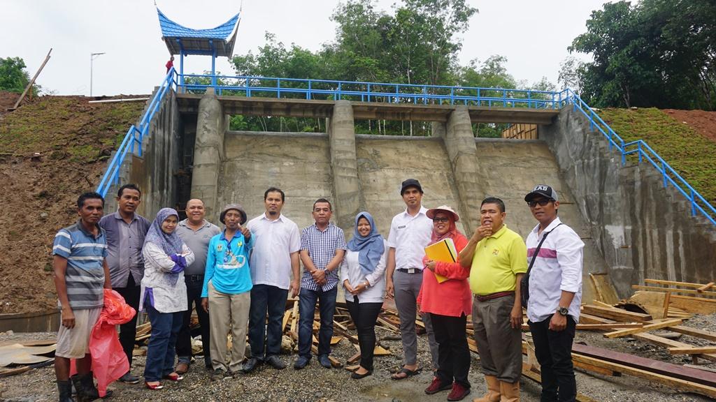 Embung Payo Talao Kabupaten Sijunjung