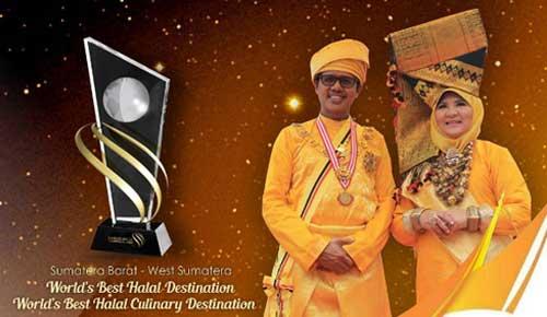 Sumbar Raih Dua Penghargaan dalam World Halal Tourism Award 2016
