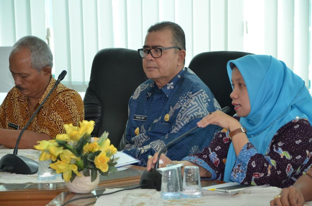 Sidak Wakil Gubernur Sumatera Barat