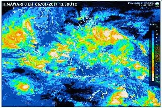Himbauan Menghadapi Curah Hujan Tinggi dan Angin Kencang