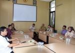 Komisi I Tinjau Persiapan Pilkada Kota Payakumbuh