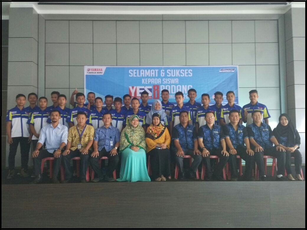 Program Pelatihan Ketenagakerjaan YES (Yamaha Engineering School) kota Padang