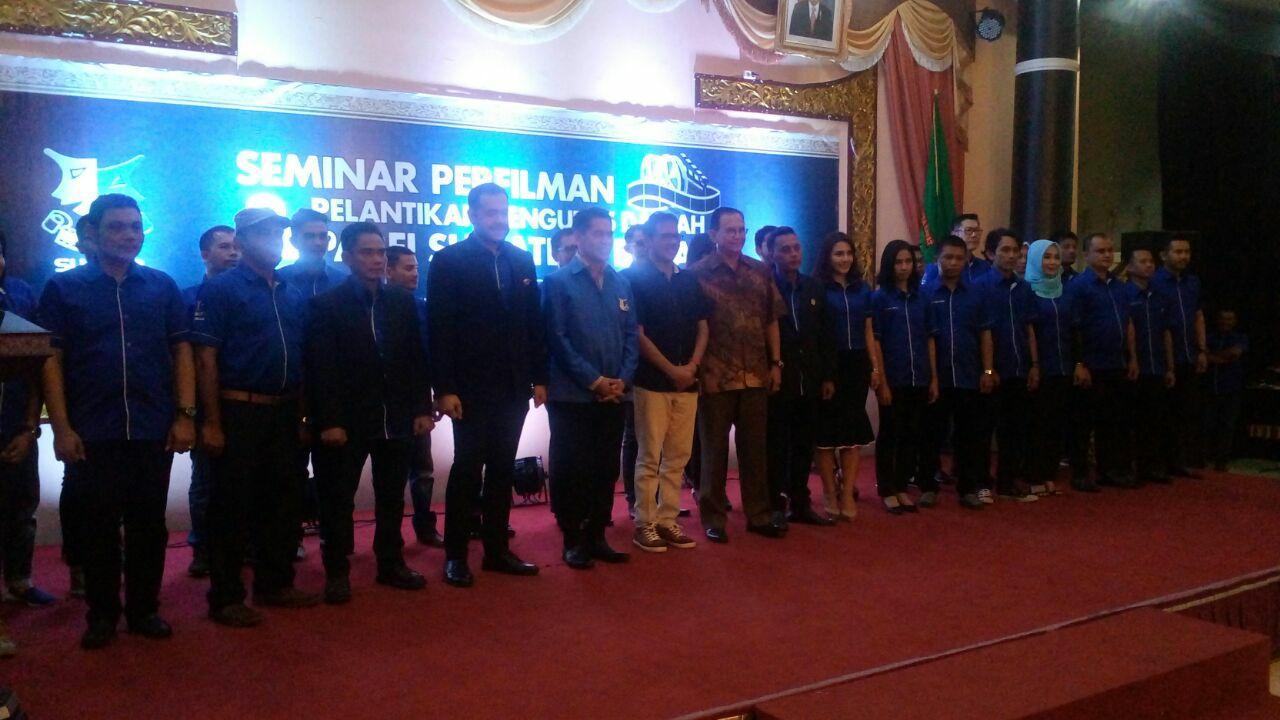 Pelantikan Dan Pengukuhan Kepengurusan Parfi Sumatera Barat