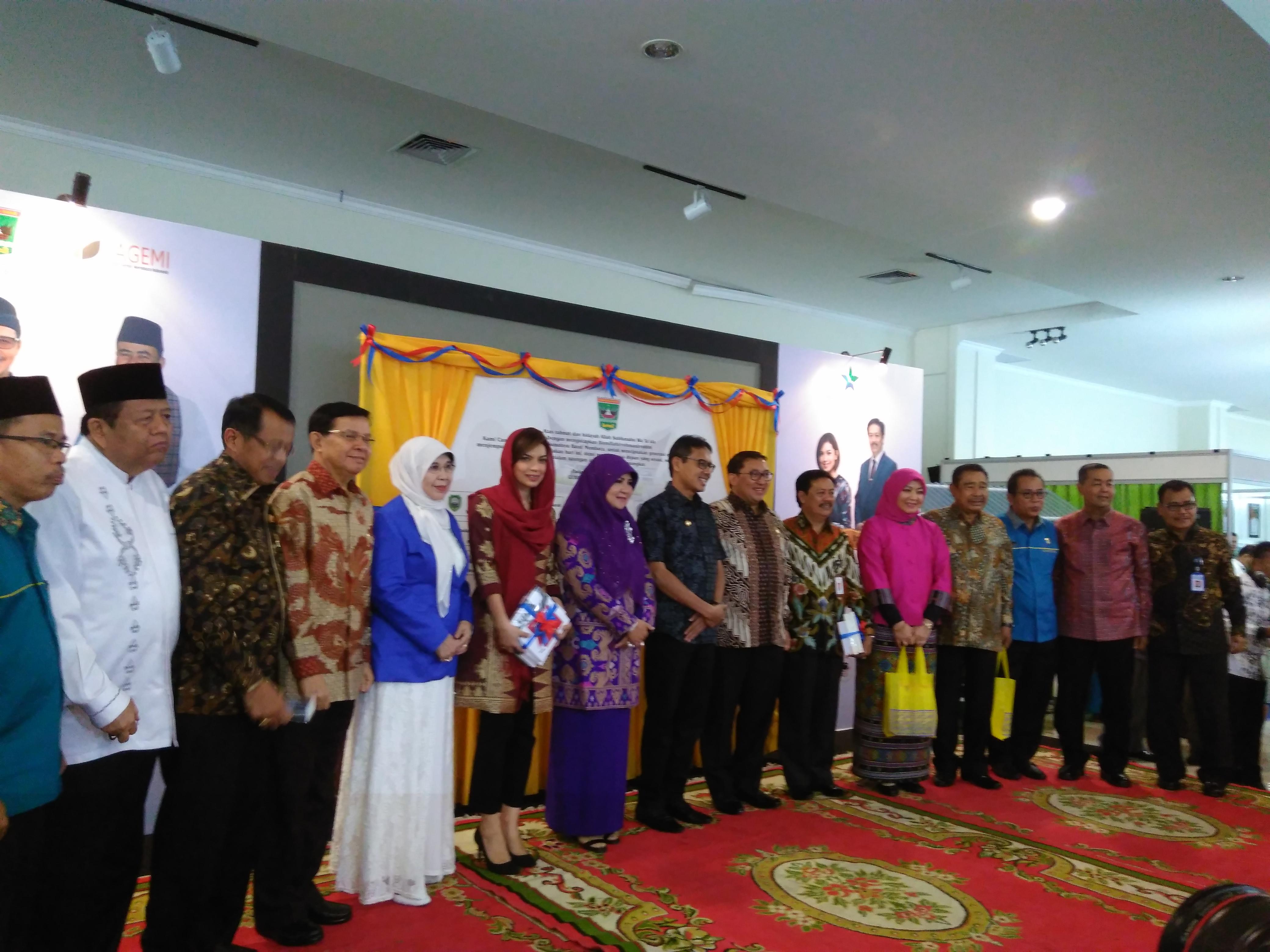 Gubernur Sumbar, Irwan Prayitno Mencanangkan Gerakan Sumatera Barat Membaca