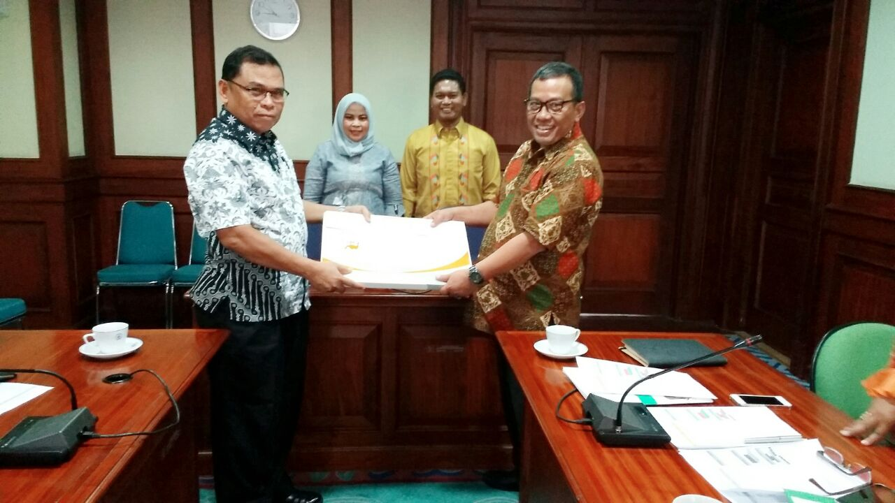 Ekpose dan Penyerahan Dokumen LSS Tingkat Nasional Tahun 2017