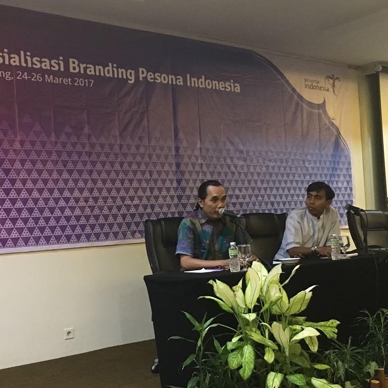 Serenity Of Minangkabau, Branding, Komitmen Pariwisata Sumatera Barat