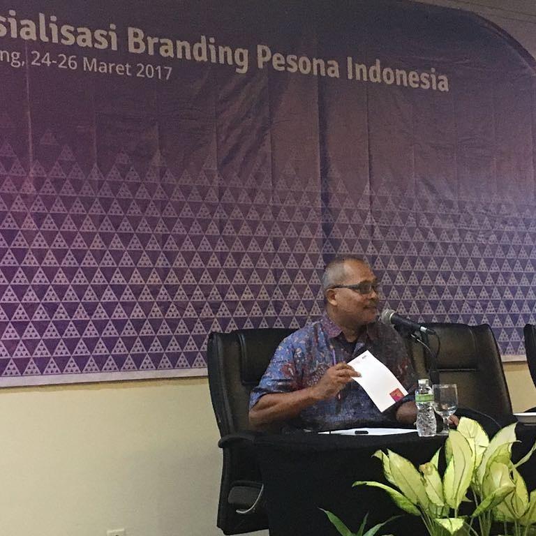 Kemenpar Gelar Sosialisasi Branding Pesona Indonesia Dipadang