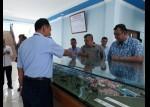 Hendra Irwan Rahim Tinjau Pelaksanaan UNBK SUPM Negeri Pariaman