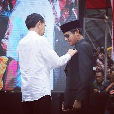 PRESIDEN REPUBLIK INDONESIA BUKA PEKAN NASIONAL PETANI DAN NELAYAN KE - XV TAHUN 2017