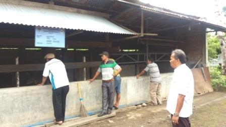 Monitoring dan Evaluasi Pelaksanaan KUBE