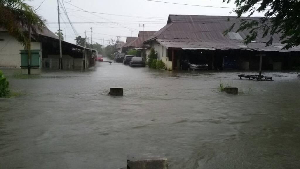 Update Informasi Sementara Bencana Banjir dan Longsor di Kota Padang