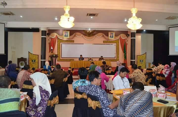 Sosialisasi/Rapat Koordinasi Teknis Pengelolaan Barang Milik Daerah Tahun 2017 di Lingkungan Pemerintah Provinsi Sumatera Barat