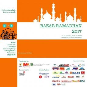 BAZAR RAMADHAN 2017