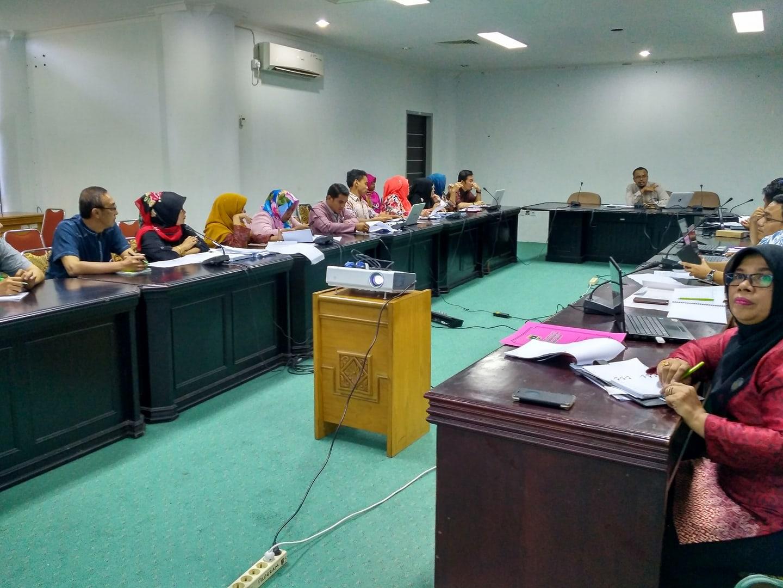 Pendampingan Penyusunan Dokumen RKBMD Tahun Anggaran 2018