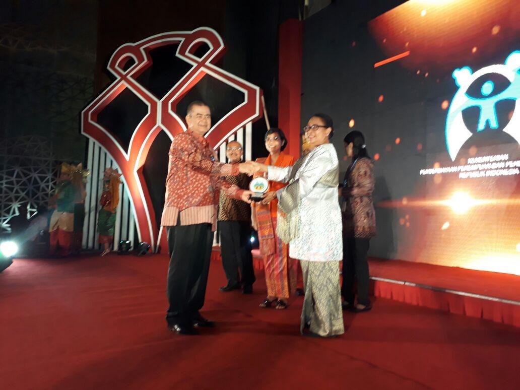 Sumatera Barat terima 17 Penghargaan pada Peringatan Hari Anak Nasional