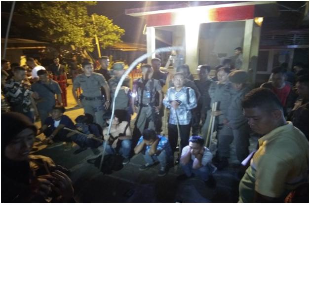 Pemeliharaan Ketertiban Umum dan Ketentraman Masyarakat di Kota Padang