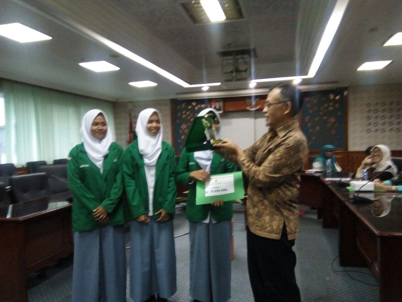 SMKPP Padang Torehkan Prestasi