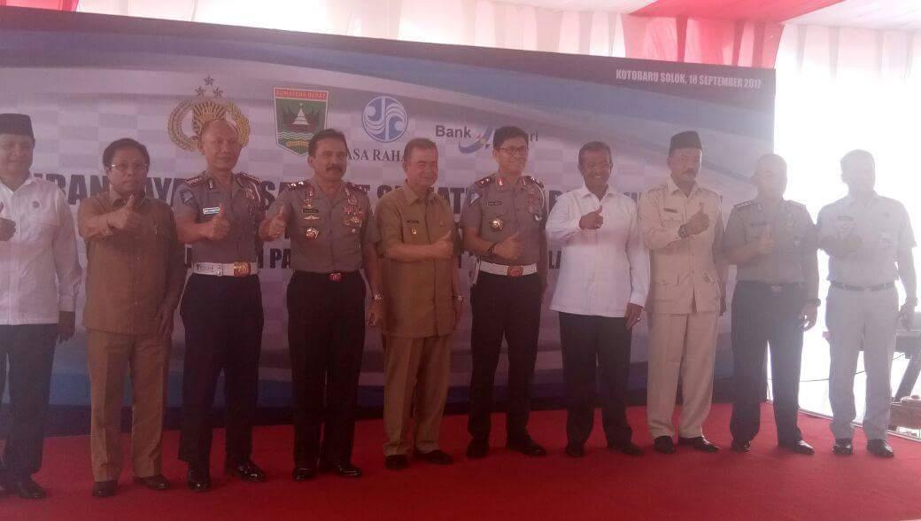 Launching Samsat Nagari Sumatera Barat