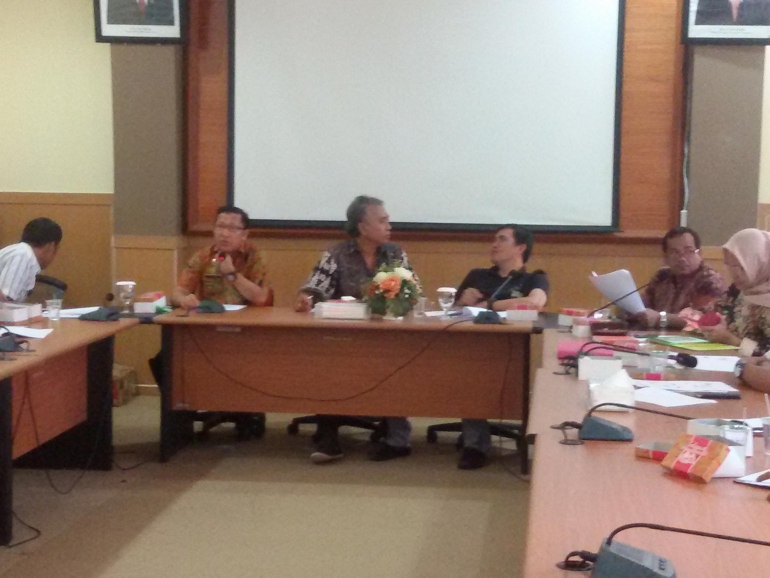 FGD Rencana Tata Hutan Kesatuan Pengelolaan Hutan di Sumatera Barat