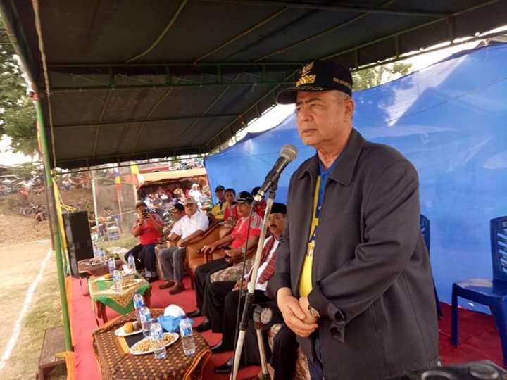 Wagub Nasrul Abit : Genarasi Muda Mesti Lawan Narkoba