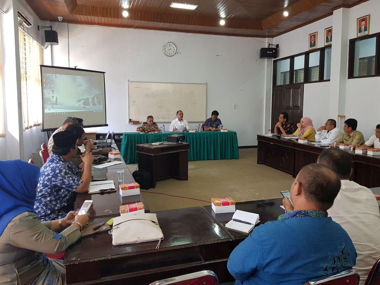 Rapat Koordinasi LPG Kabupaten/Kota