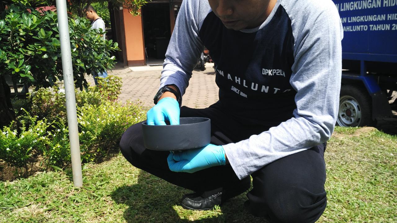 Metode Passive Sampler dalam Menentukan Kualitas Udara Sumatera Barat