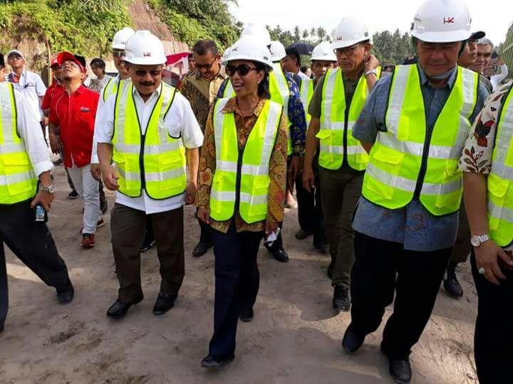 Pembangunan Jalan Tol di Sumbar segera terwujud
