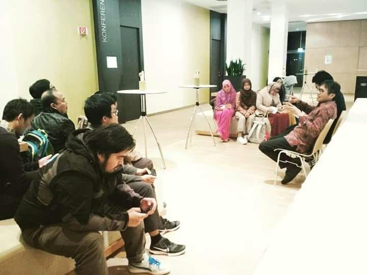 Gubernur Sumbar Bersilaturahmi Dengan Mahasiswa Indonesia