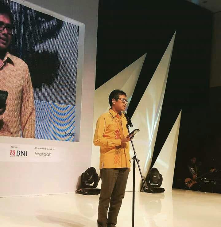 Gubernur Sumbar Hadiri Minangkabau Fashion Festival