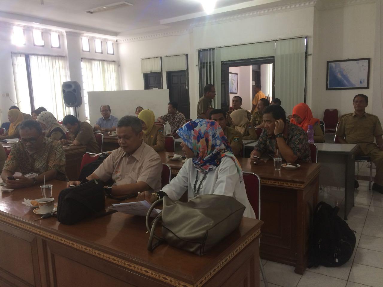 Penjaringan Isu Lingkungan Hidup di Sumatera Barat