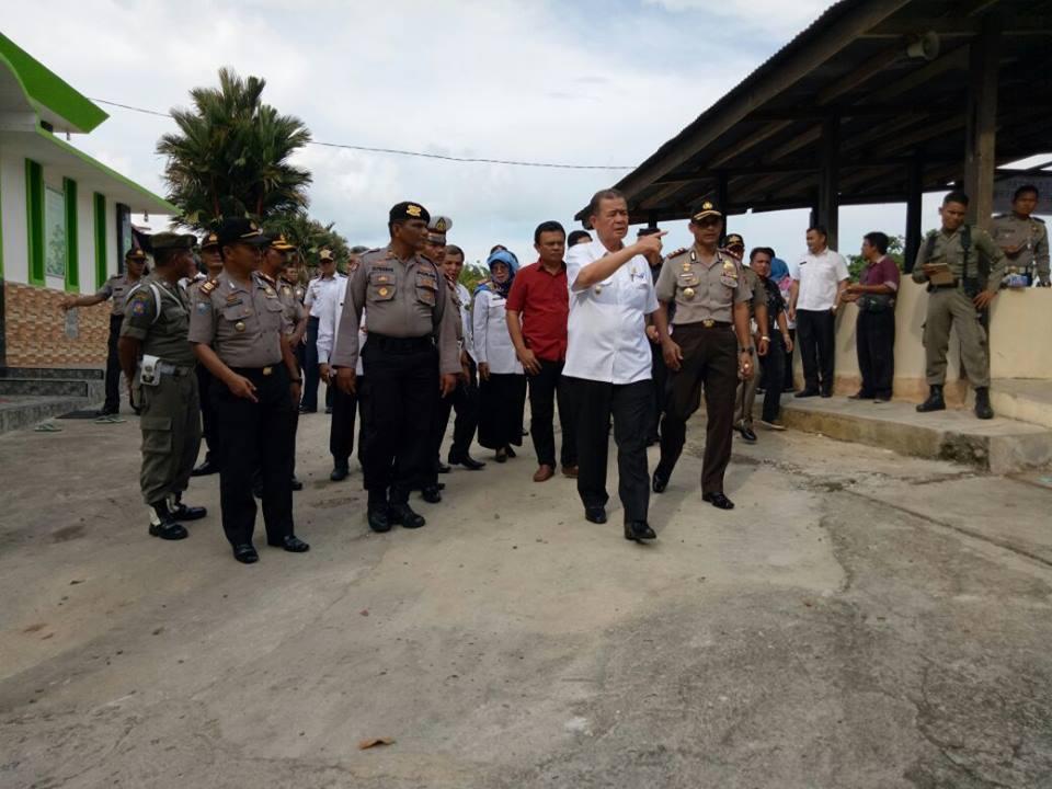Wagub Nasrul Abit Ingatkan Masyarakat Ikut serta Jaga Keamanan Daerah