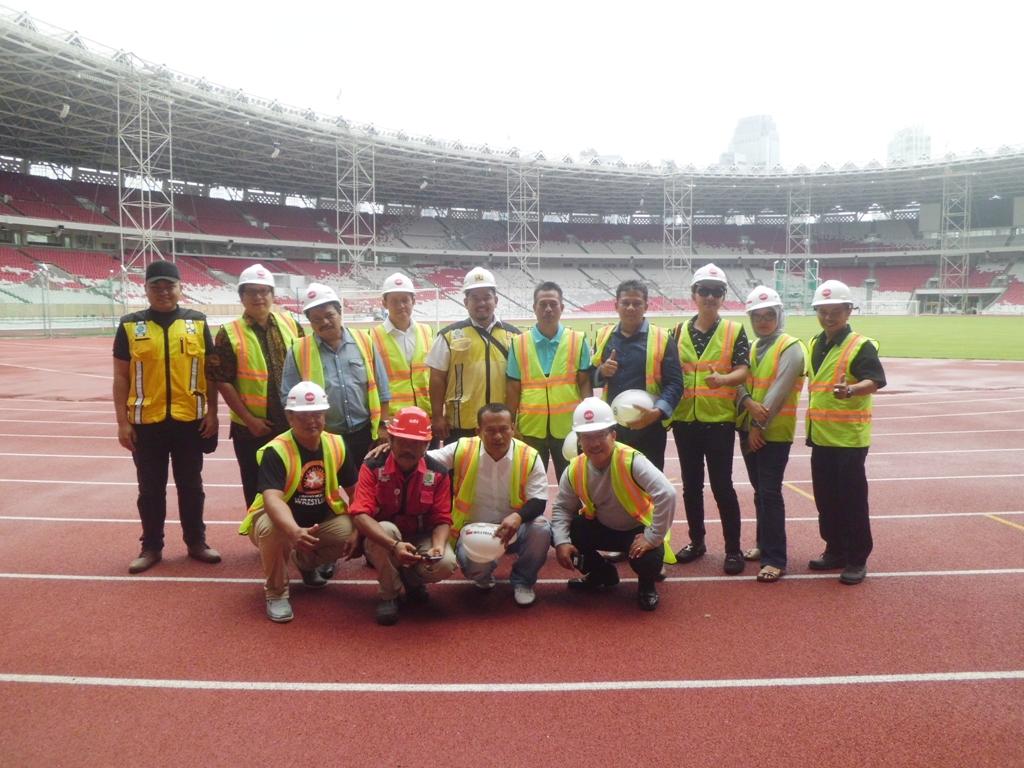 INDONESIA SIAP TUAN RUMAHI ASIAN GAMES 2018