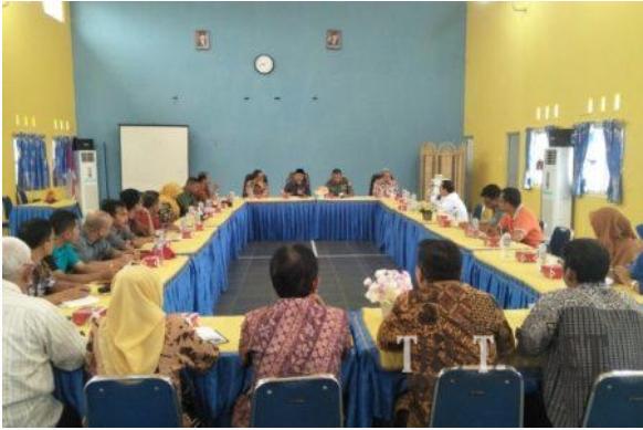 Pemkab Sijunjung dan TNI Matangkan Rencana TMMD