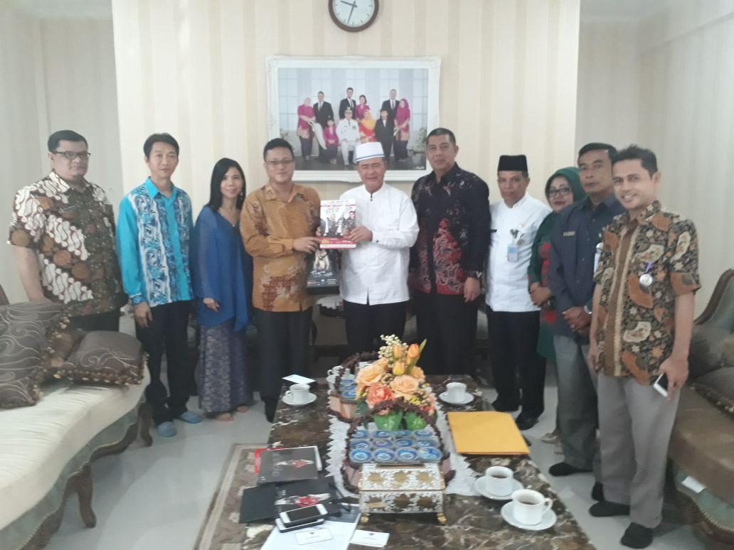 Wagub : Nasrul Abit, Group Drama Musical Malaysia dan Australia akan tampil di Padang