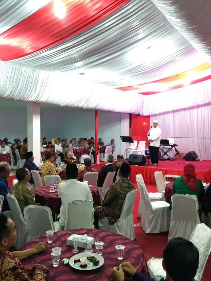 Wagub Nasrul Abit Tempati Rumah Dinas Baru
