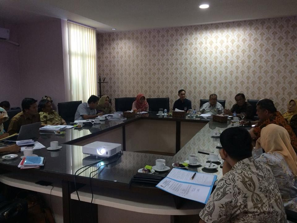Wagub Nasrul Abit dan Tim Konsultasi Teknis ke Sumut