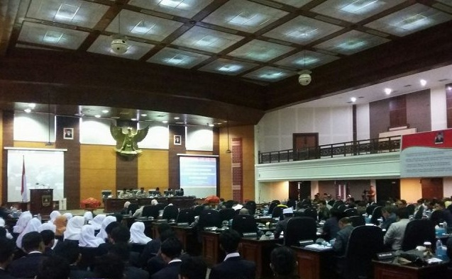 Legislator Minta Pemprov Realisasikan Pokok Pikiran Dewan