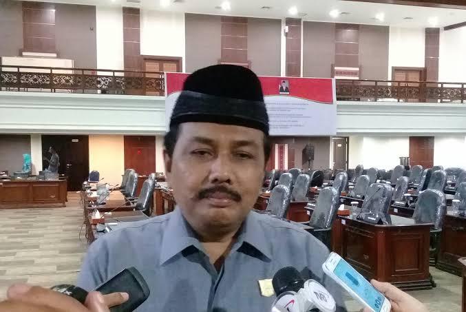 Wakil Ketua DPRD Sumbar, Arkadius Datuak Intan Bano. Koto Baru harus bebas dari kemacetan.