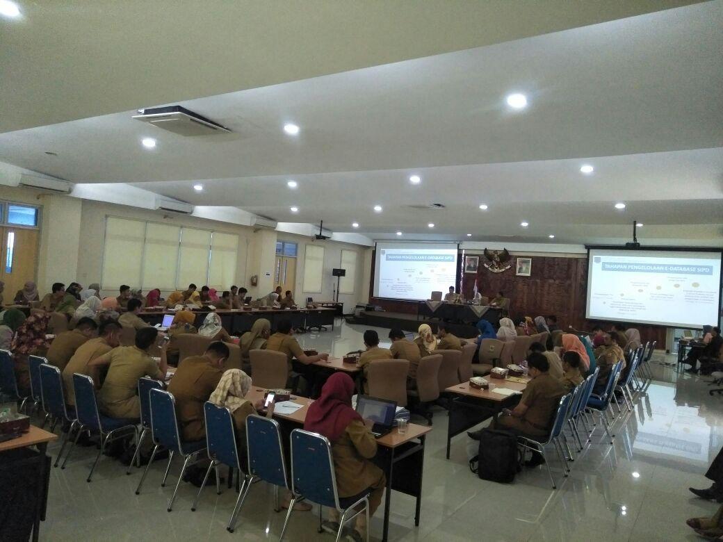 SIPD, Implementasi Ketersediaan Data Dalam Pembangunan Daerah