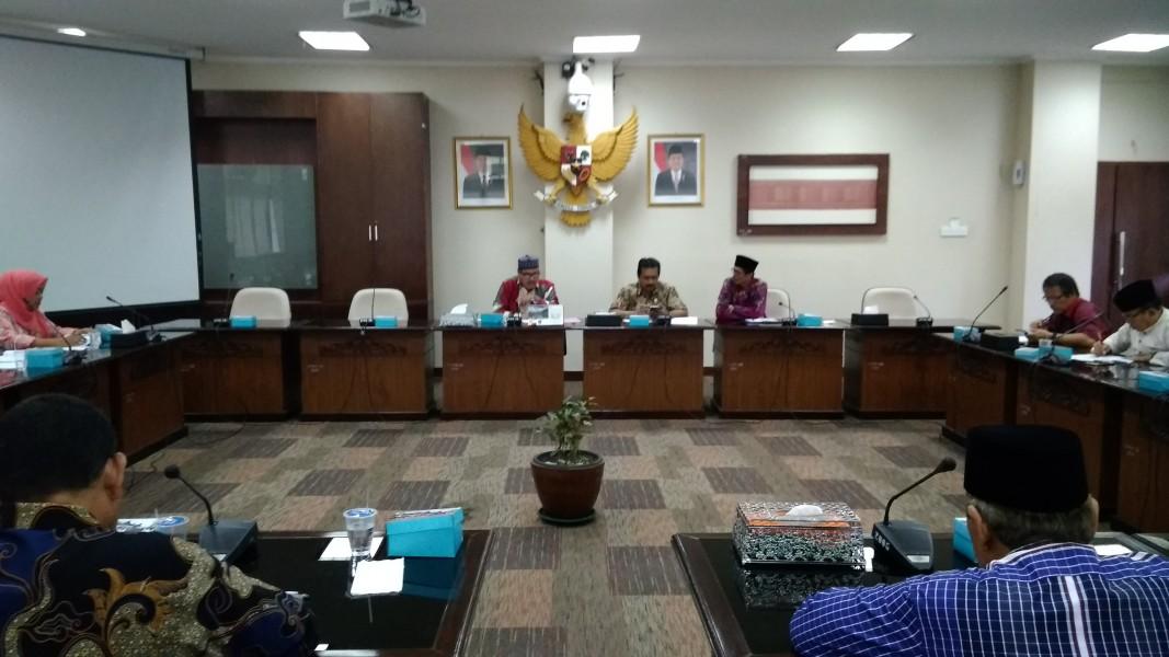 DPRA Aceh Belajar Ranperda Kepemudaan Ke Sumbar.