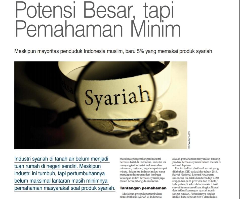 Perkembangan Ekonomi Syariah